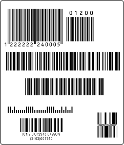 Barcode Fonts, MICR E-13B and OCR-A/OCR-B Fonts, manufactured by