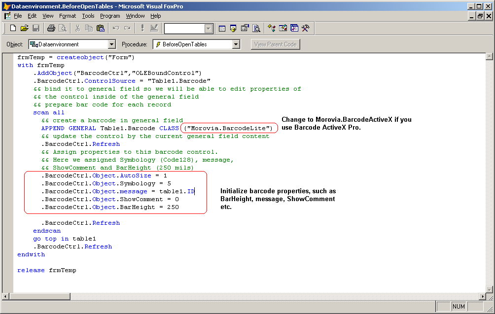 Net for visual foxpro developers chapter 2.