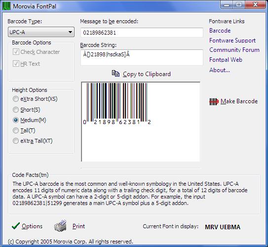KB10607 - Tutorial: Printing Sheets of Bar Code Labels