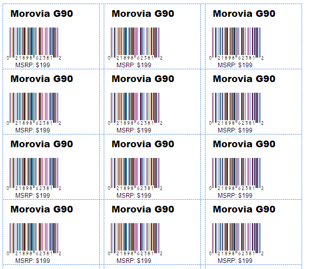 how to create prn file for barcode printer