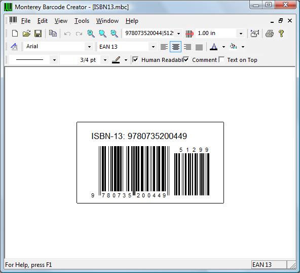 Windows 7 Key Generator >> Barcode labeling software - Monterey barcode creator