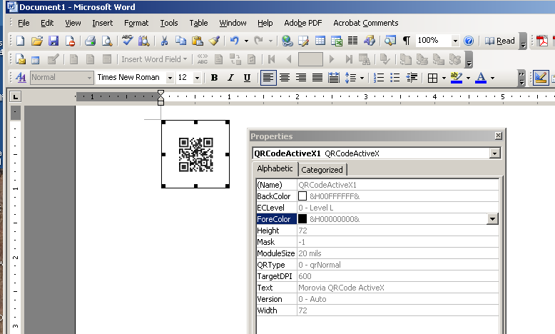 Font qr code excel 2007 | How to Generate QR Code for MS Excel 2016